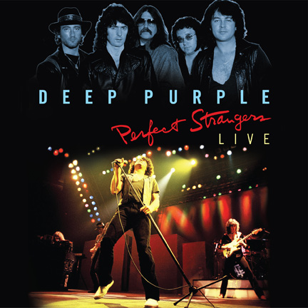 Deep Purple DVD / CD cover