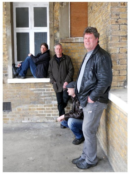 Deep Purple fans at Hanwell