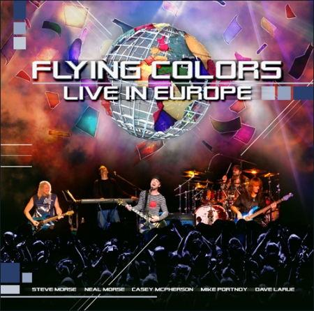 Flying-Colors-Live