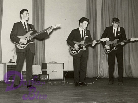 Roger Glover with The Madisons 1962