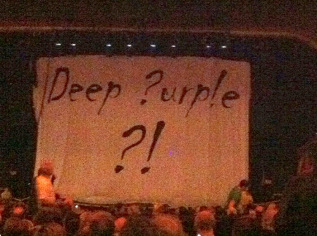 deep purple uk tour 2013