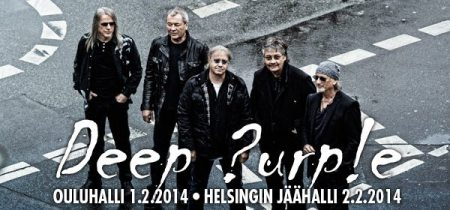 Deep Purple Finland 2014