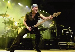Roger Glover London Bass show 2014
