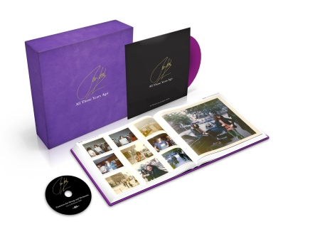 Jon Lord limited edition book