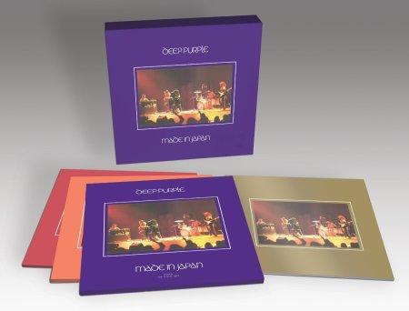 Made In Japan vinyl box 2014 reissue