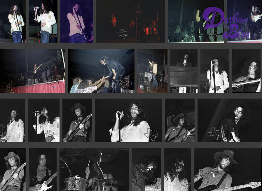 Deep Purple Houston 1971