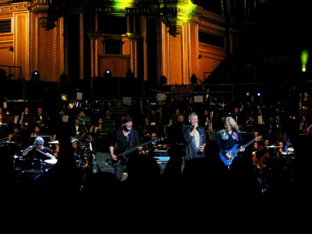 Deep Purple Royal Albert Hall Jon Lord memorial concert April 2014