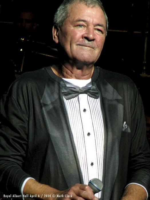 Deep Purple Royal Albert Hall Jon Lord memorial concert April 2014