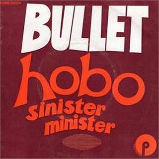 Bullet German 45 Purple Records