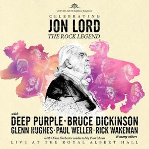 Celebrating Jon Lord CD