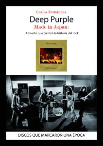 deep purple made in japan libro portada