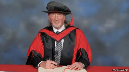 Roger Glover doctorate