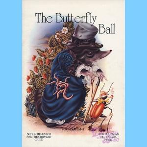 Roger Glover Butterfly Ball concert programme