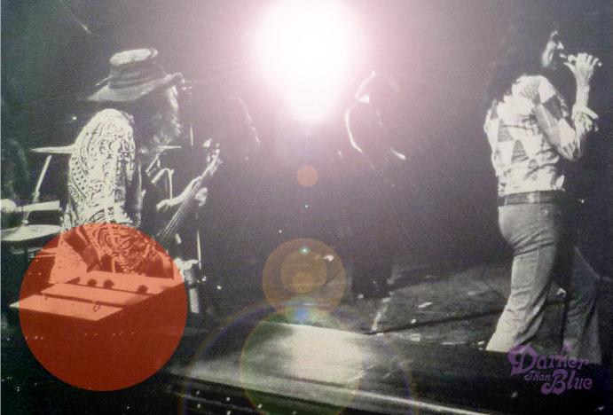 Deep Purple ring modulator 1972