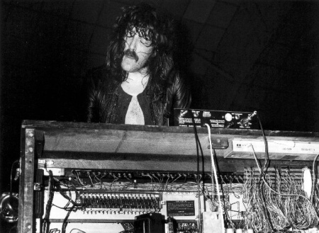 Jon Lord keyboard ring modulator