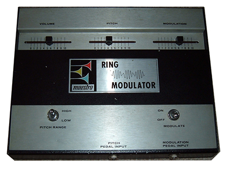 ring modulator maestro