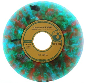 Strange-Kind-Of-Woman-Greece coloured vinyl