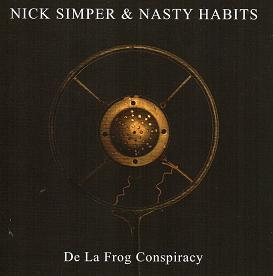 Nick Simper Nasty Habits CD