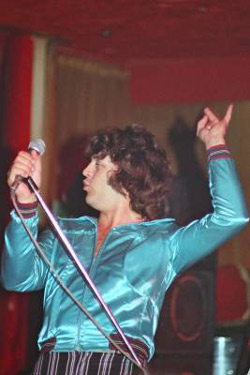 Ian Gillan Birmingham 1978