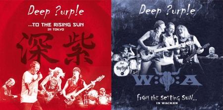 Deep Purple Wacken 2013 and Tokyo 2014 live albums