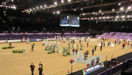 NEC Arena Horse of The Year Show