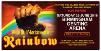 Ritchie Blackmore's Ranbow 2016