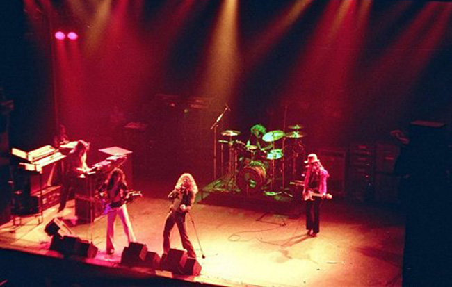 Deep Purple Liverpool 1976