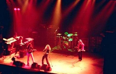 Deep Purple Liverpool 1976