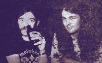 Lemmy with Ian Gillan