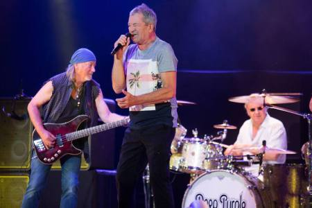 Deep Purple Poland July 26th 2016