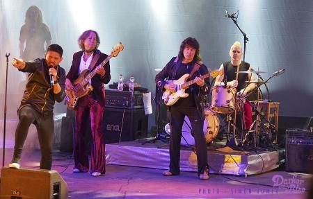 Ritchie Blackmore Rainbow German 2016 Simon Bower