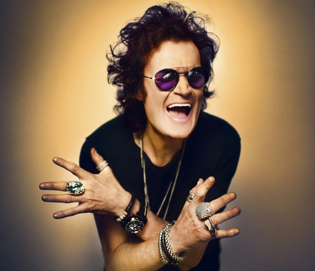 Glenn Hughes promo photo 2016