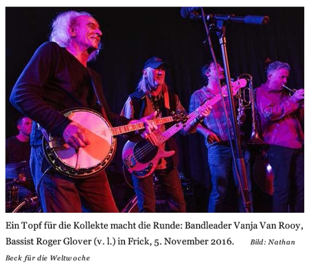 Roger Glover folk band