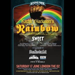 Rainbow London 2017 flyer