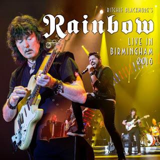 Rainbow Birmingham 2CD