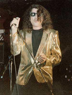 Ian Gillan Garth Rockett 1989