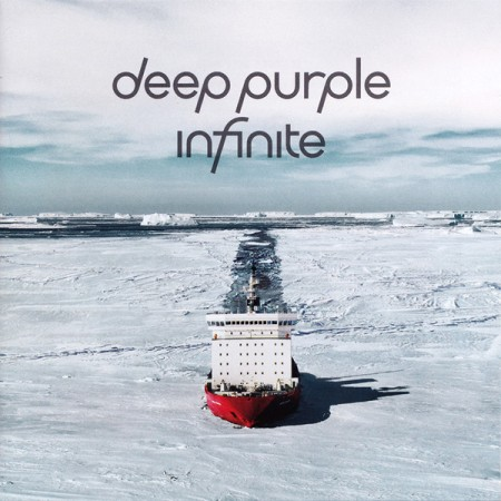 Deep Purple Infinite alternate Australian sleeve