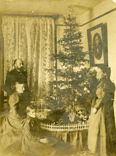 Christmas in Victorian Era