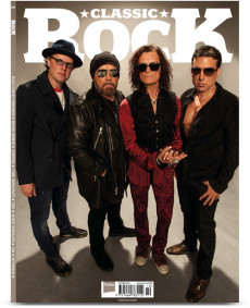 Black Country Communion Classic Rock magazine October 2017