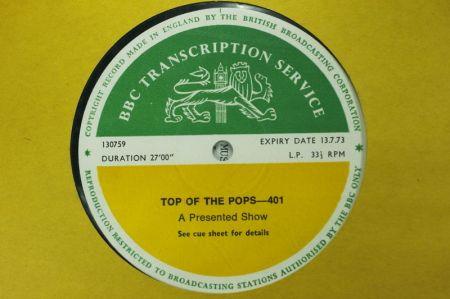 Deep Purple BBC transcription