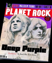 Planet Rock cover