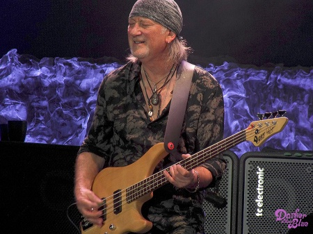 Roger Glover Manchester 2017 photo Vince Chong