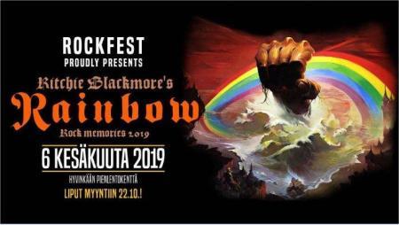 Rainbow Finland 2019