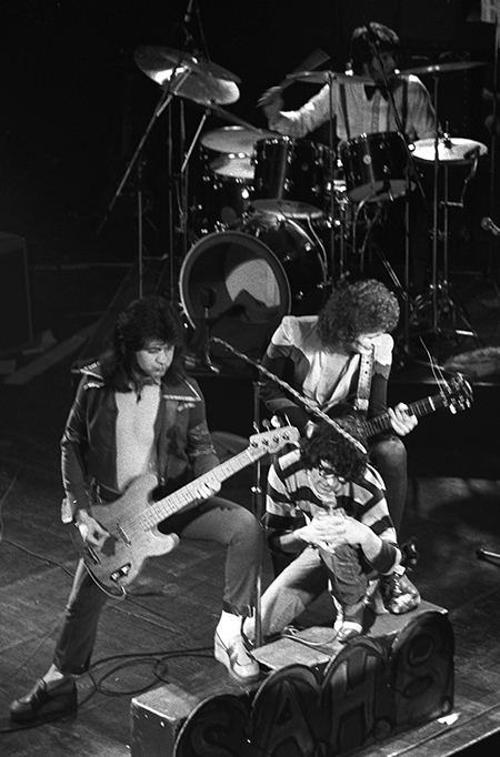 alex harvey band live