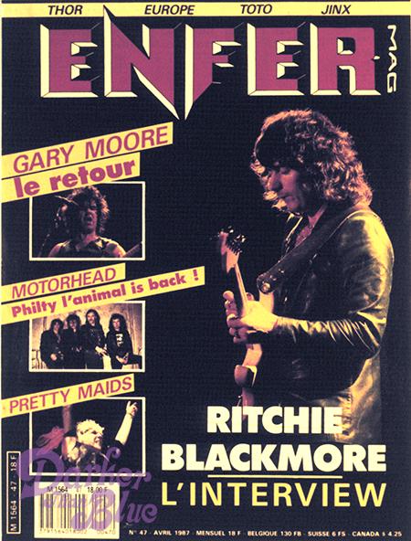 enfer 2 1987 blackmore