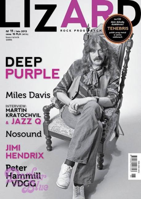 jon lord lizard 2013 cover