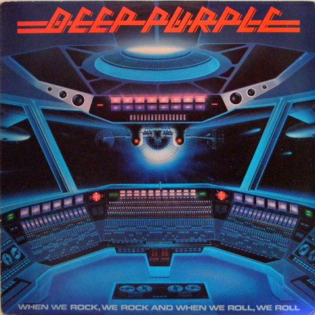Deep Purple When We Rock cover