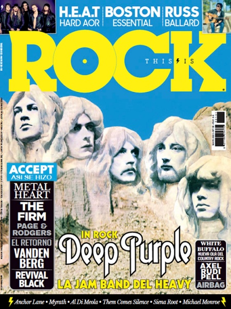 This Is Rock cover Spain June 2020