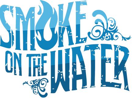 smoke cannabis shop logo